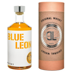 Whisky Blue Leon
