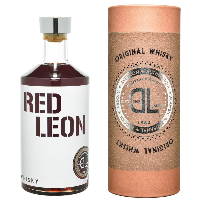Whisky Red Leon